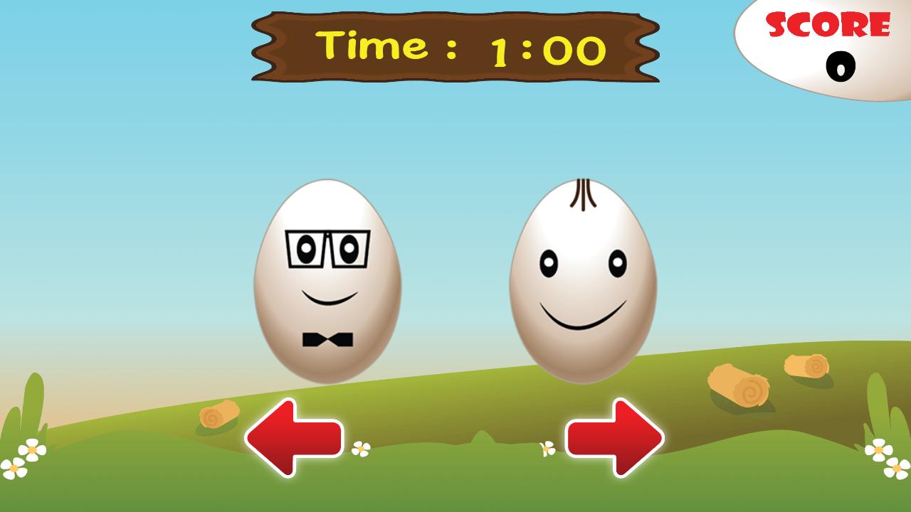 Eggs Smashing