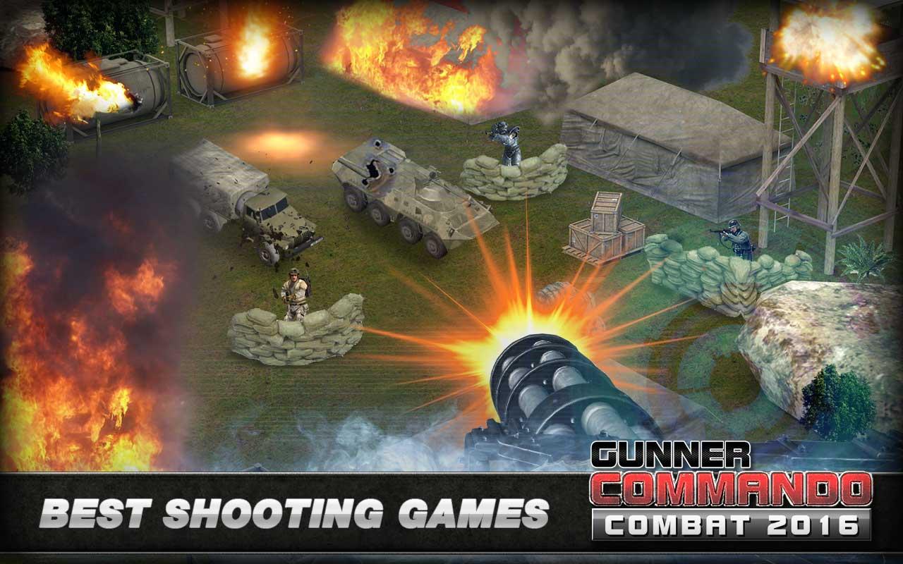 Elite Gunner SWAT Combat 2016