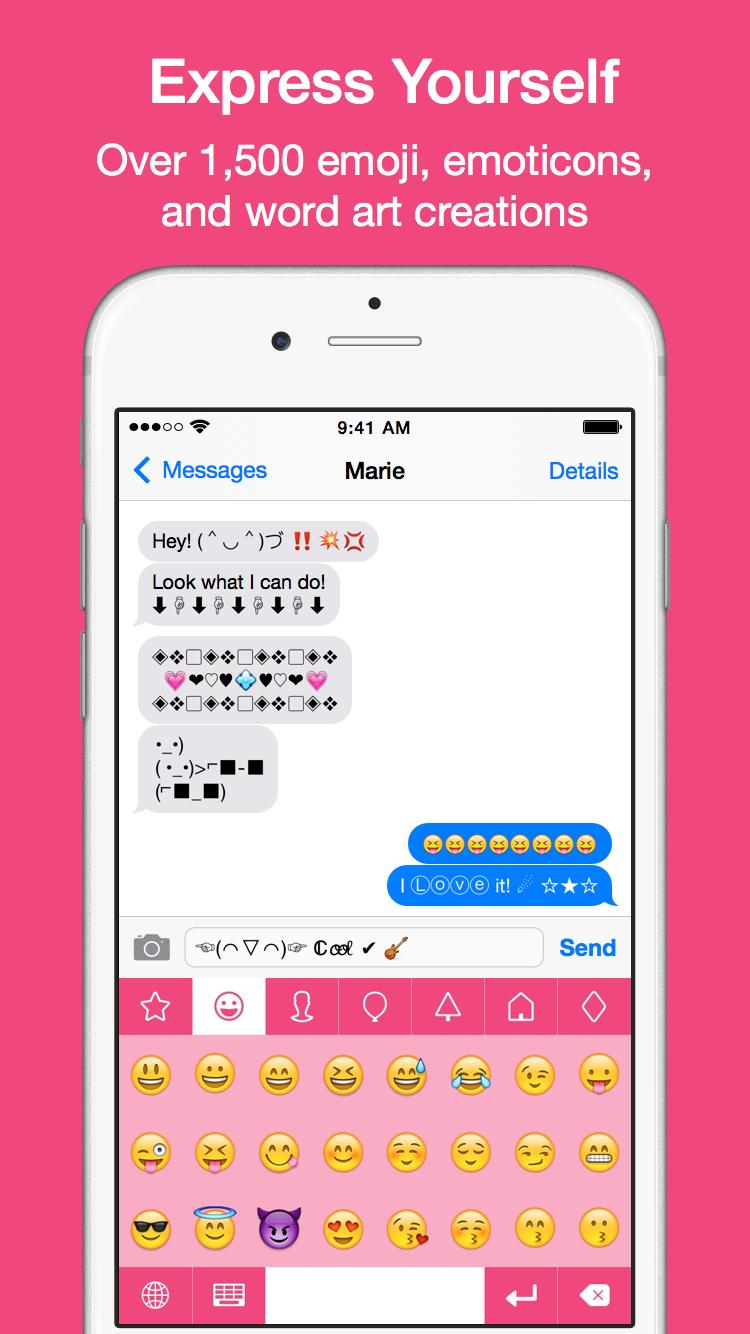 how to add emoji keyboard to iphone