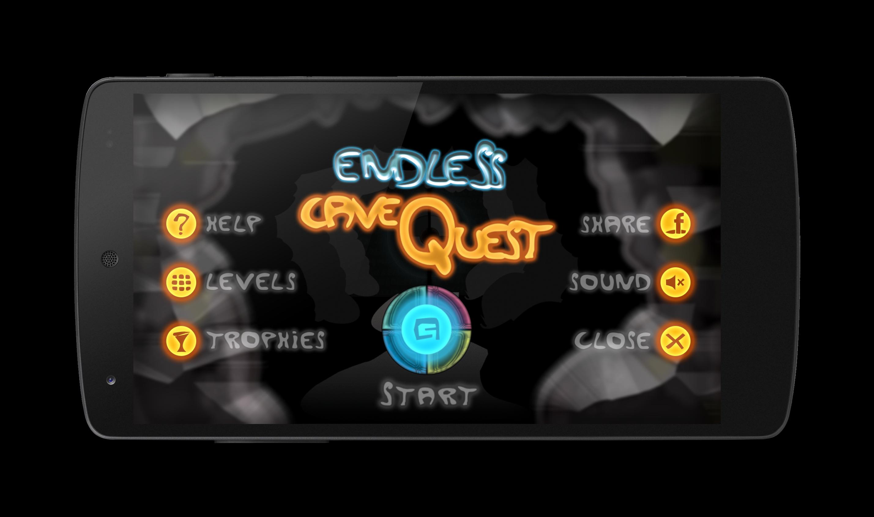 Endless Cave Quest