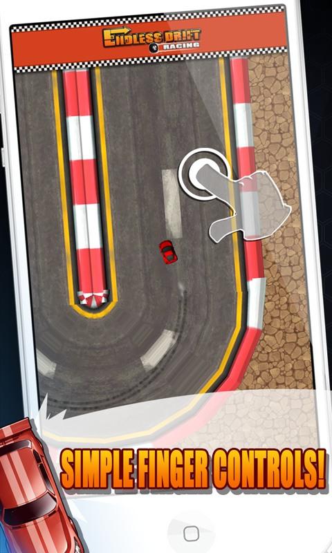 Endless Drift Racing