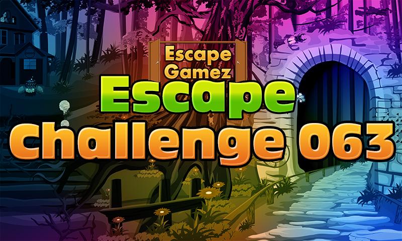Escape Challenge 063