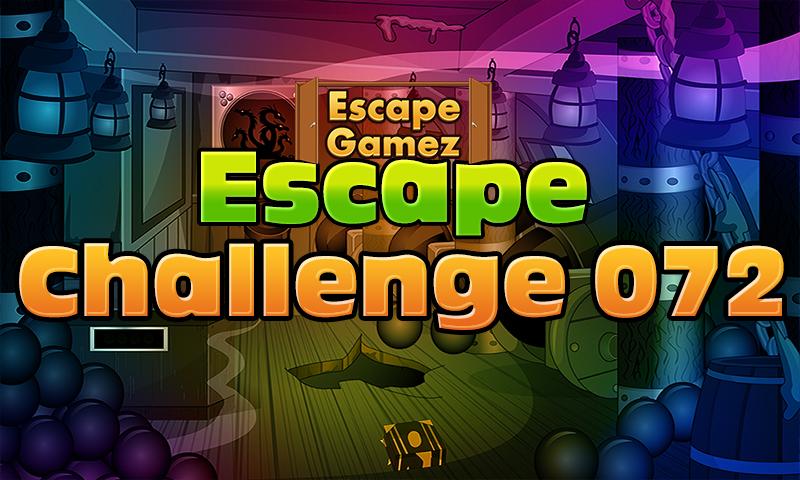 Escape Challenge 072
