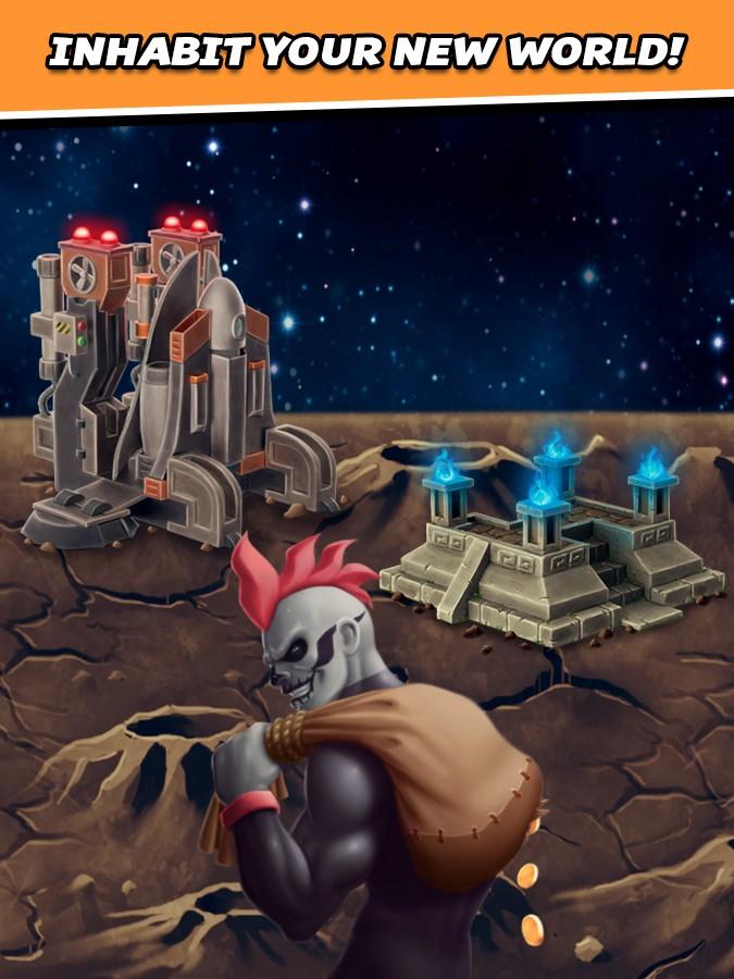 Evostar: Legendary Warriors RPG