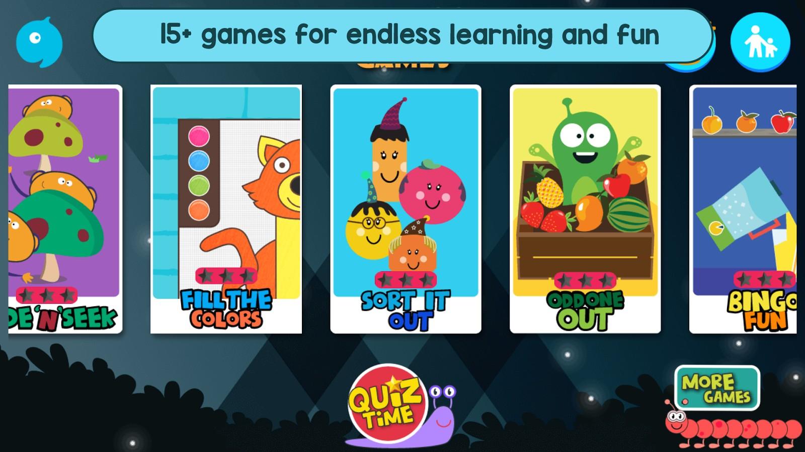 kids preschool learning games 59 - Kindergarten Learning Websites