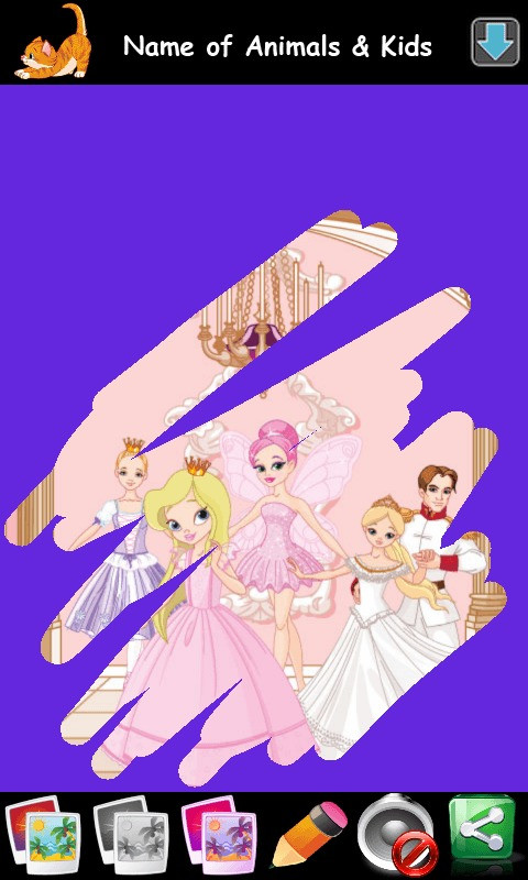 Princess Games for kids