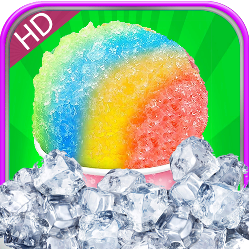 Frozen Snow Cones Maker