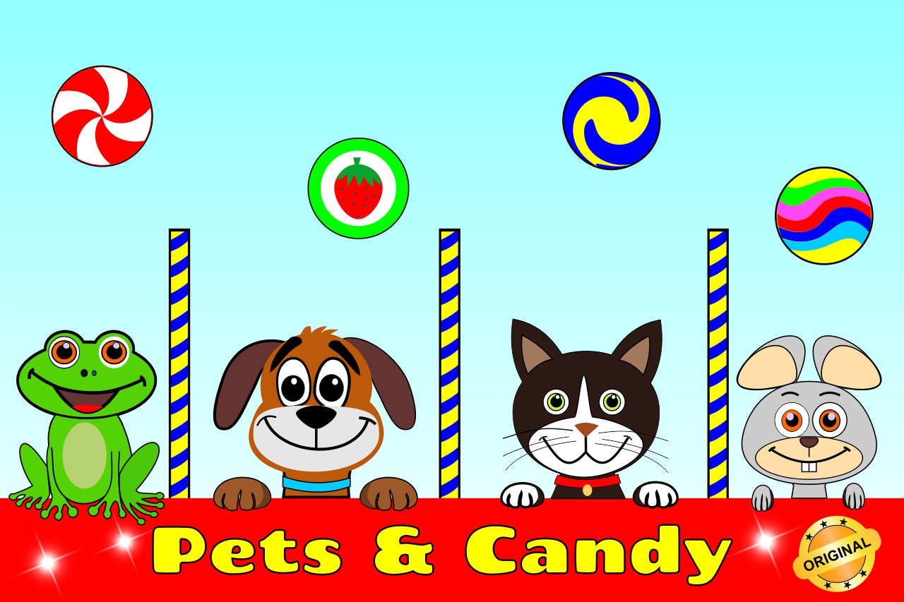 Pets & Candy