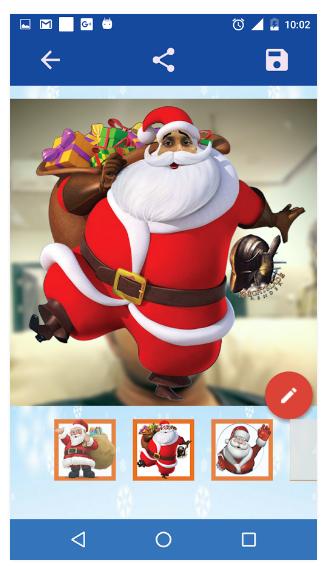 Santa Claus PIP