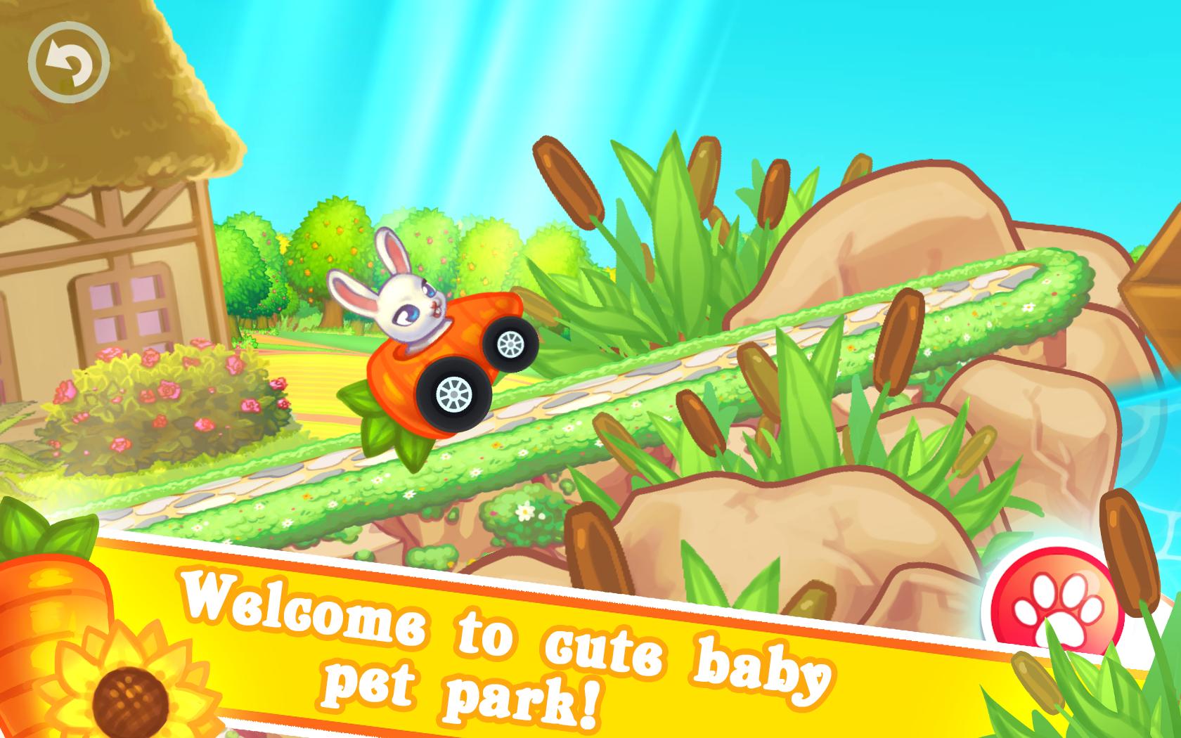 Pet Friends Park Racing