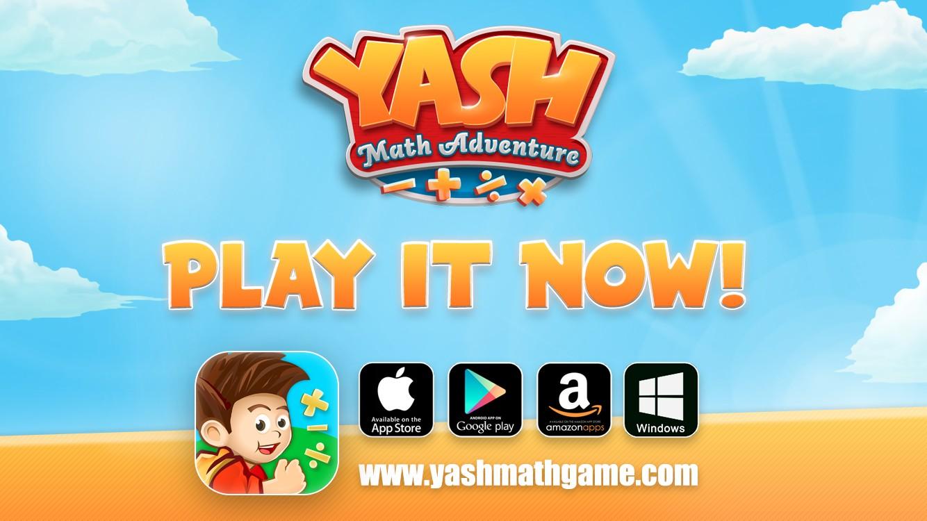 Yash Math Adventure