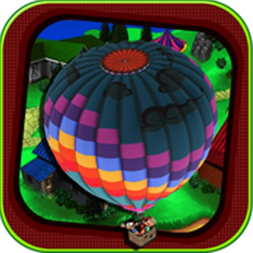 837 Hot Air Balloon Escape