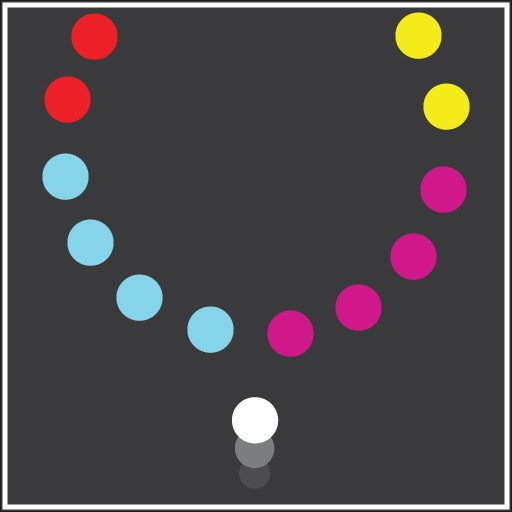 Color Match Dot Circle