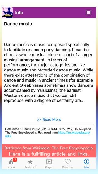 Dance 'N App