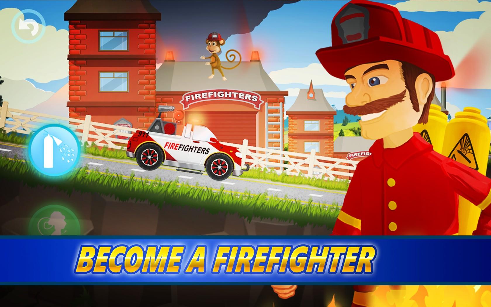 Emergency Car Racing Hero