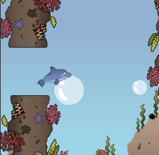 Flappy Dolphin