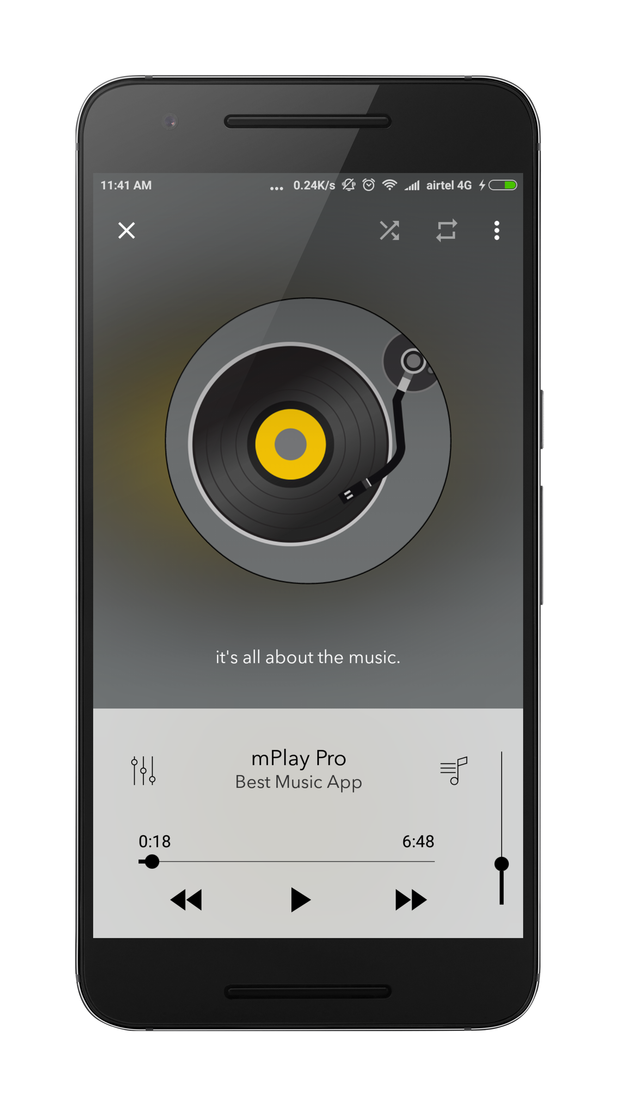 Music Player - mPlay Pro