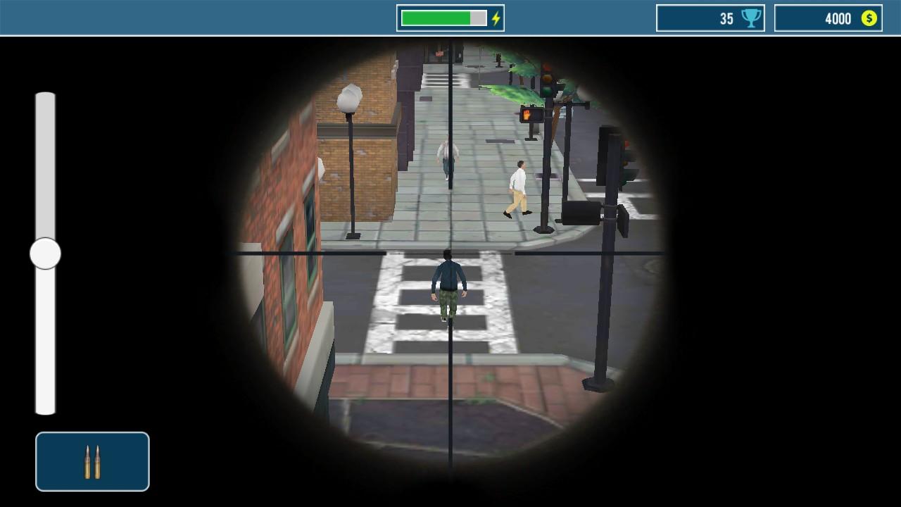 Sniper Wanted 3D