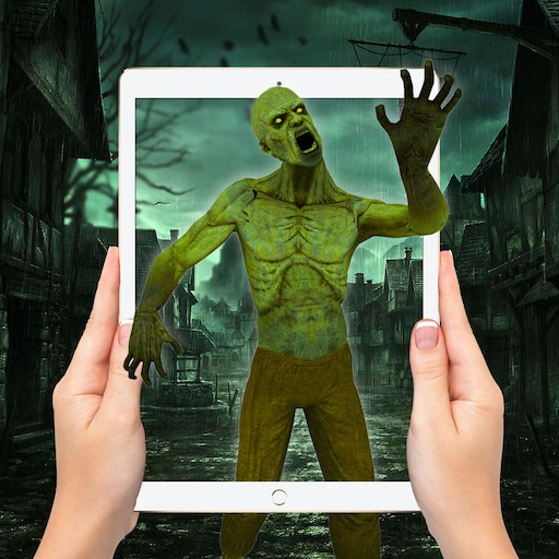 Zombie Augmented Reality AR