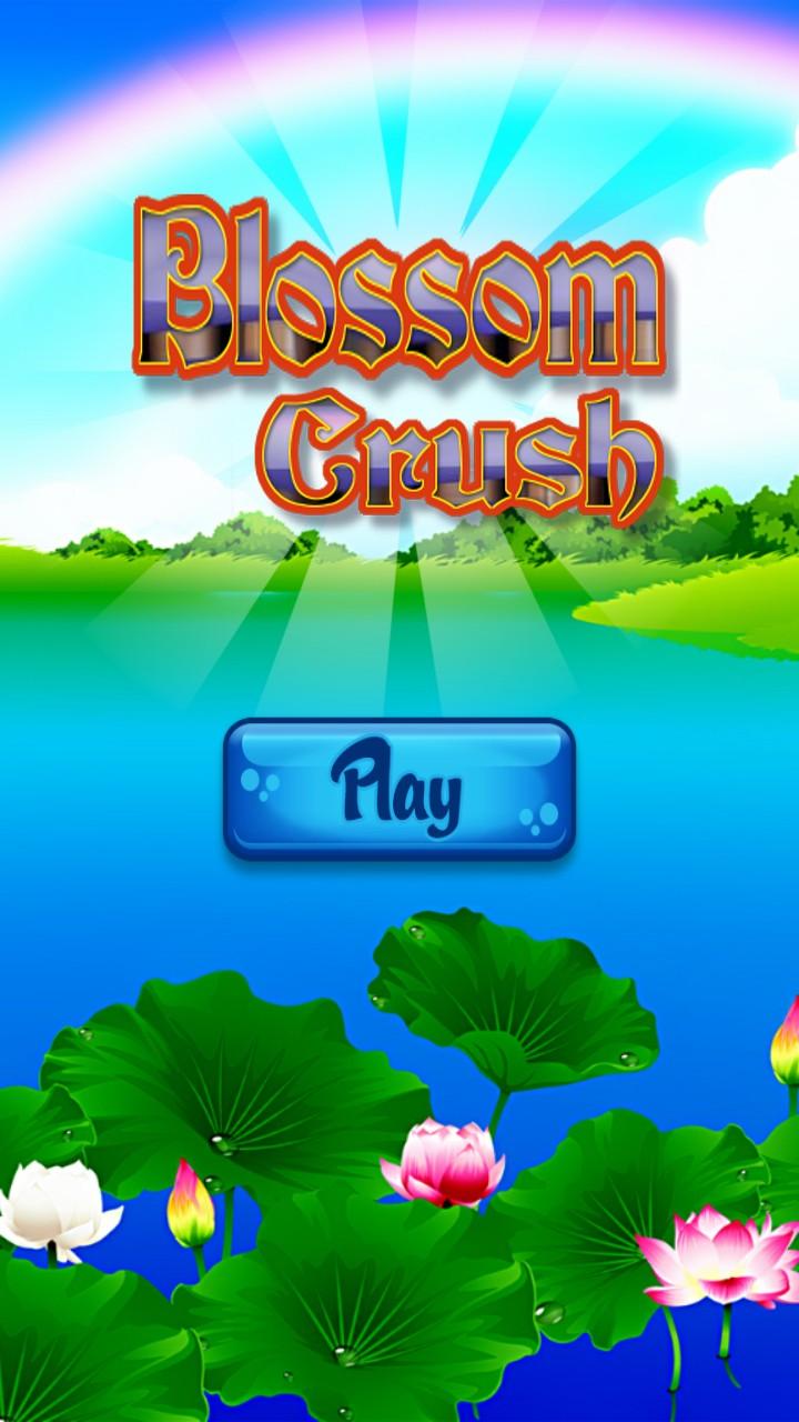 Blossom Crush Blast Saga