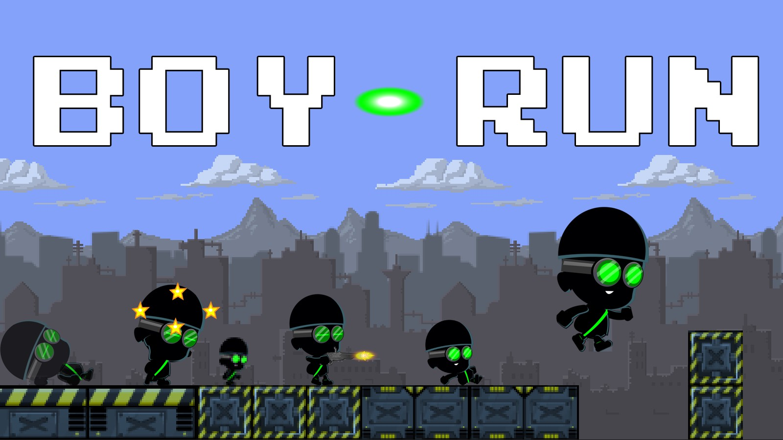 Boy Run