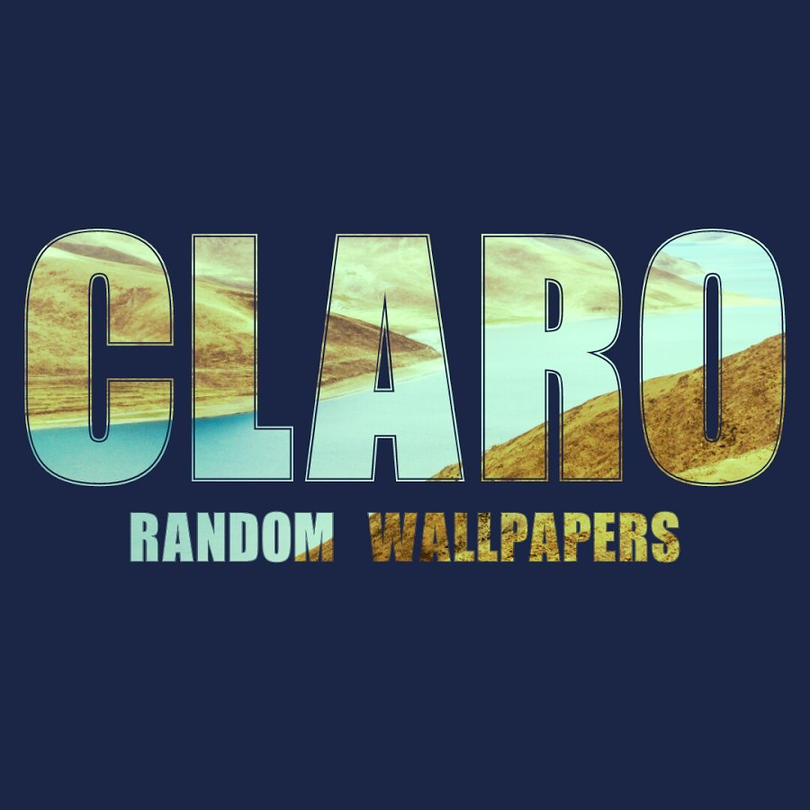 CLARO Wallpaper Changer