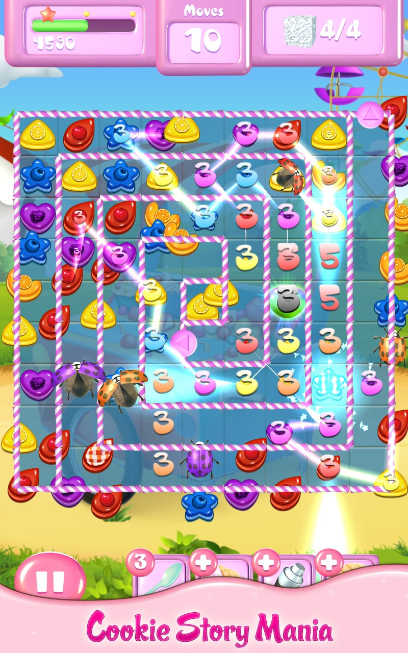 Cookie Story Mania