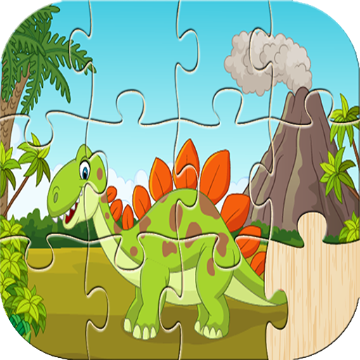 Dinosaur Jigsaw Puzzles Kids