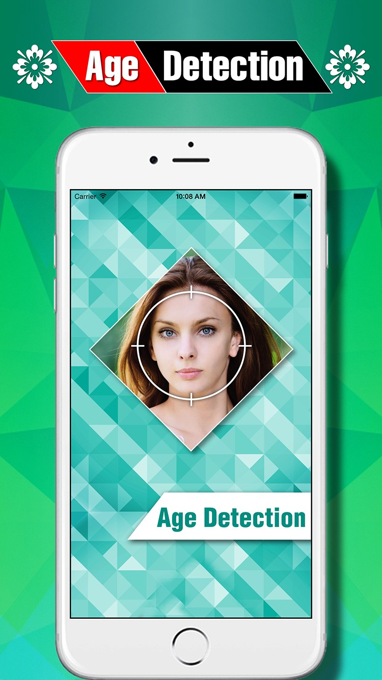 Face Age Detector iPhone