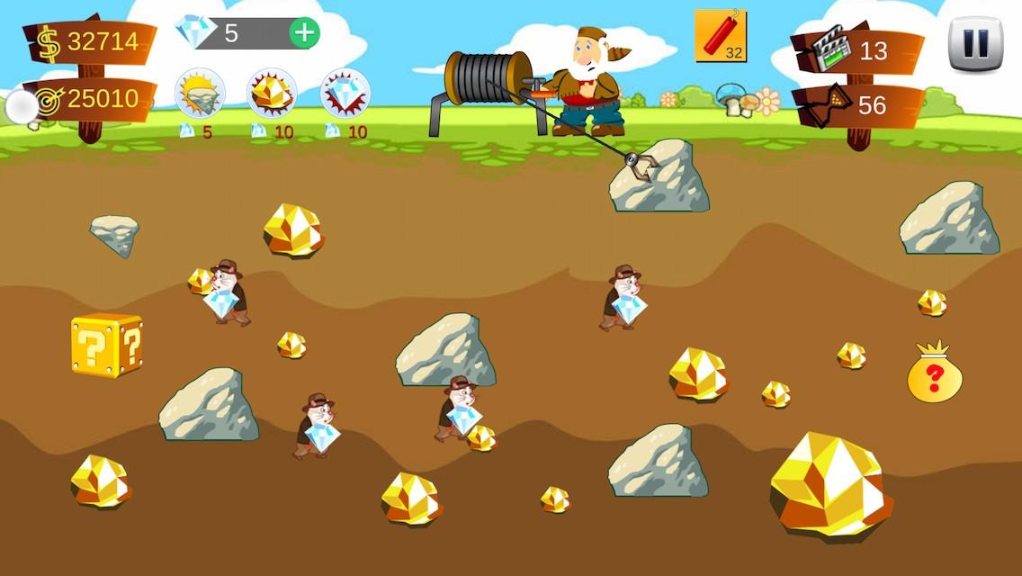 Gold Miner Super