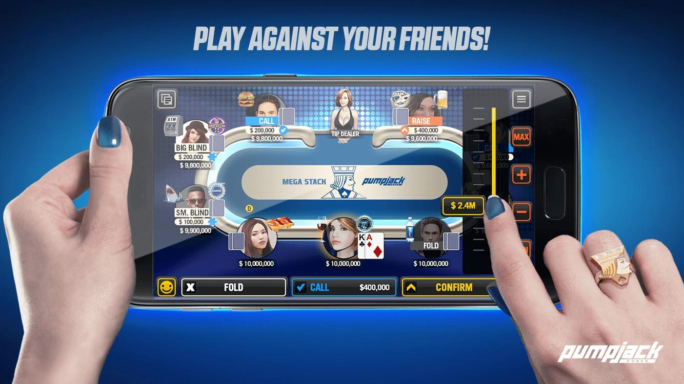 PumpJack Poker