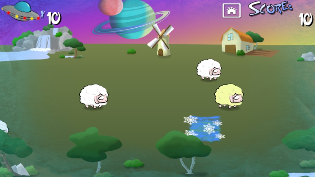 Spacesheep