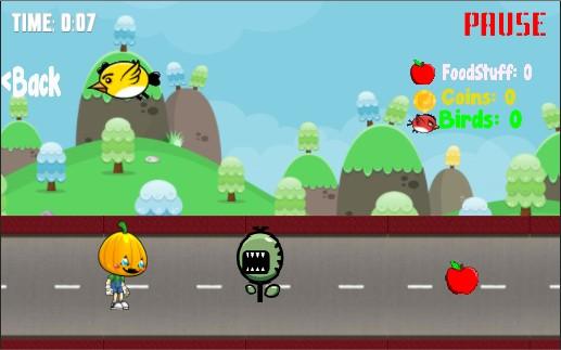 Super Pumpkin March