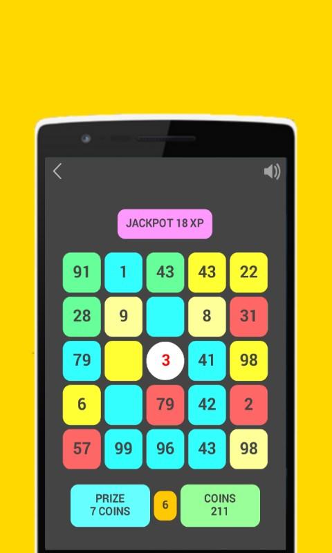 Math Puzzle Bingo