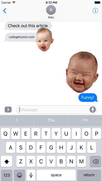BabyFaceMOJI