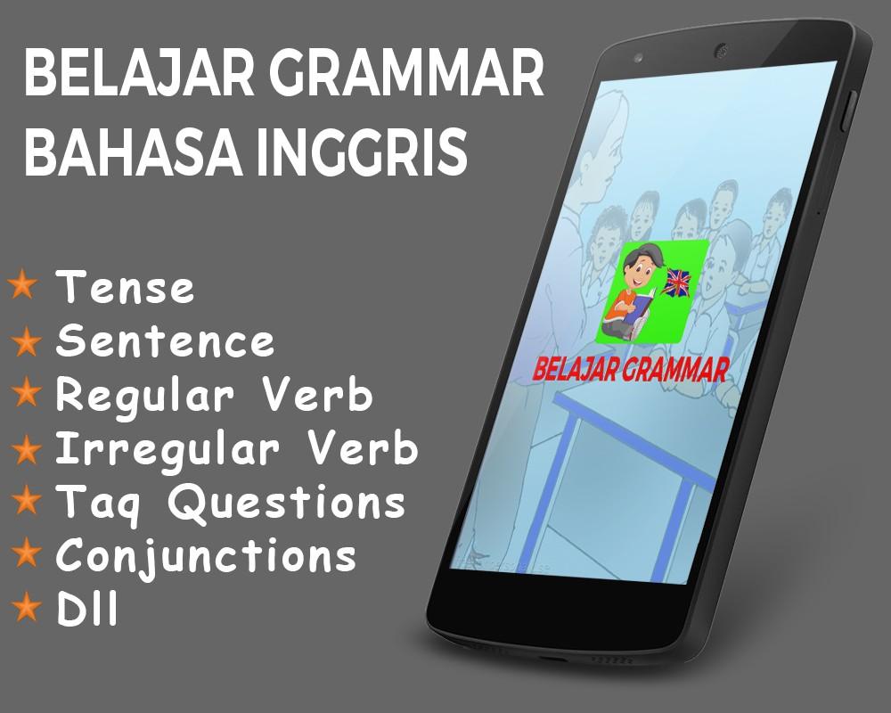 Belajar Grammar Bahasa Inggris
