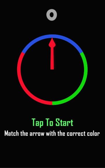 Crazy Color Wheel