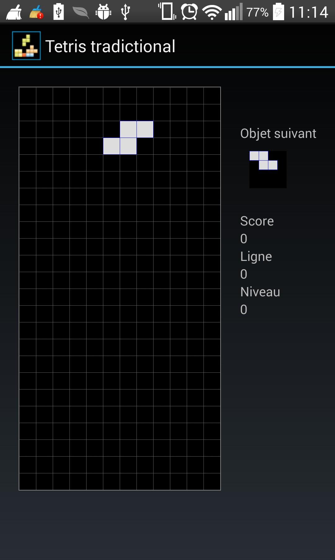 VTI Tetris traditionel