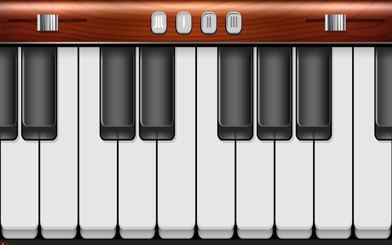 Virtual Magic Piano
