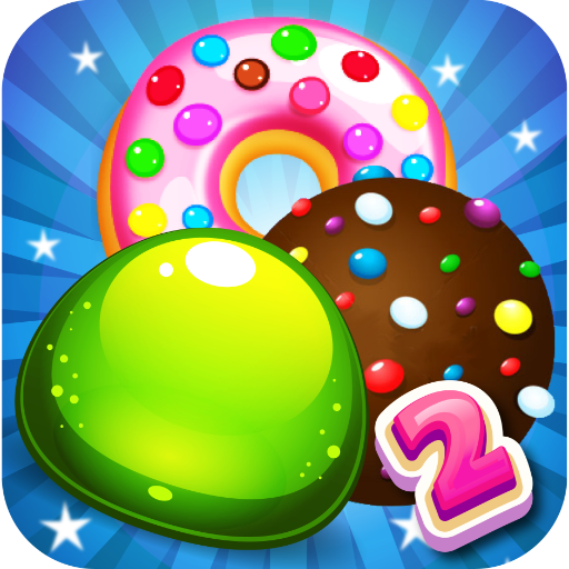 Candy Fever 2 Match 3 Puzzles