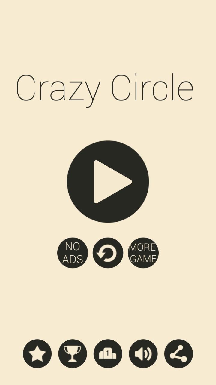 Crazy Circle - 1200 Levels