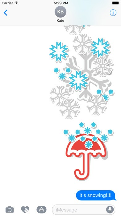 Ibbleobble Weather Stickers