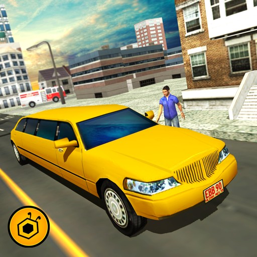 Offroad Limo Driving 3D Sim