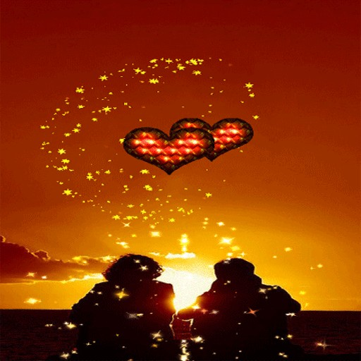Romantic Evening Live Wallpaper