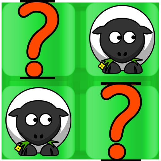 Sheep Matching Games