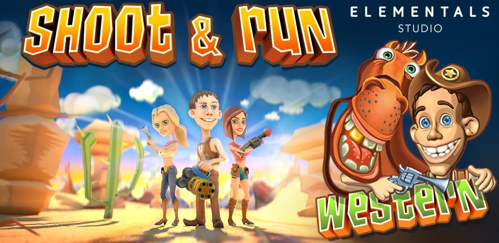 Shoot & Run: Western