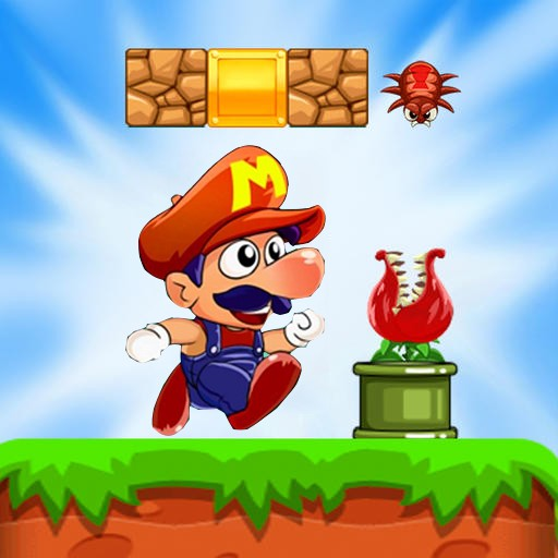 Adventure Jungle for Mario