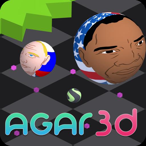 Agar3D - Agario 3D - 3D Agar