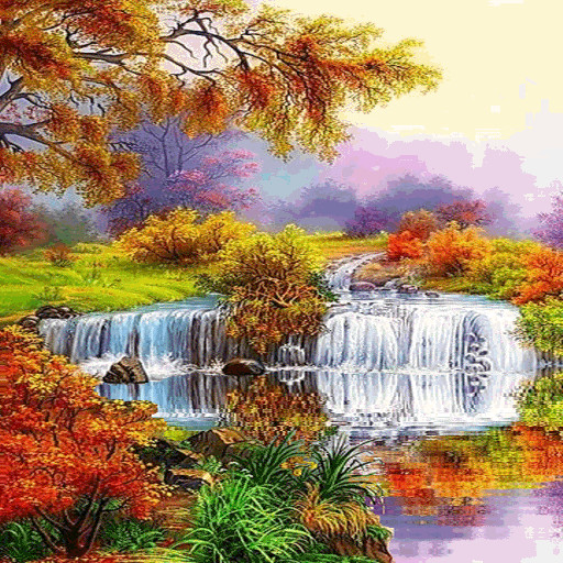 Autumn Nature Live Wallpaper