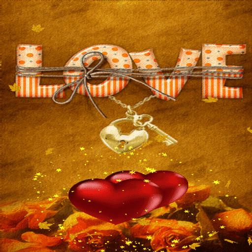 Lovely Love Lock LWP